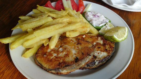 Sal Salinero Hotel: Food from restaurant was really good...