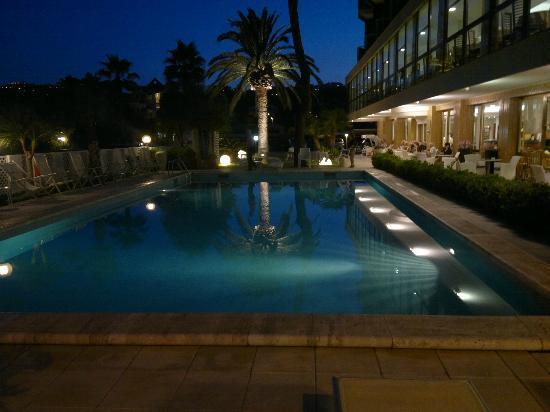 Hotel Eden: swimming pool