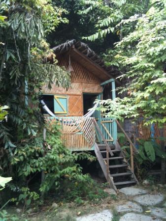 Hosteria Itapoa: Cabaña.