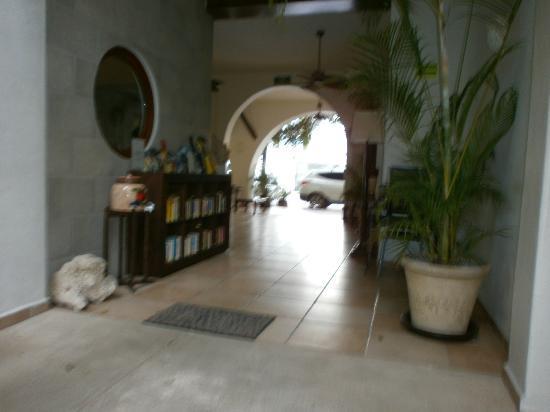 هوتل كوكو ريو: ingresso 