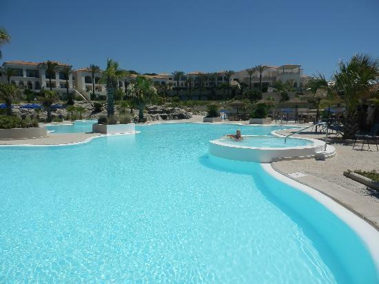 Grecotel Olympia Riviera Thalasso: Pools
