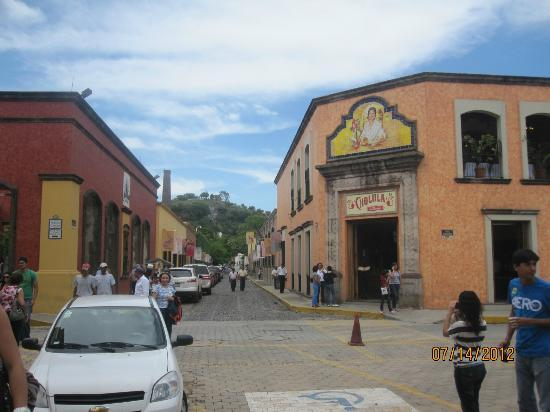 Tequila Tours: tequila (restaurant cholula)