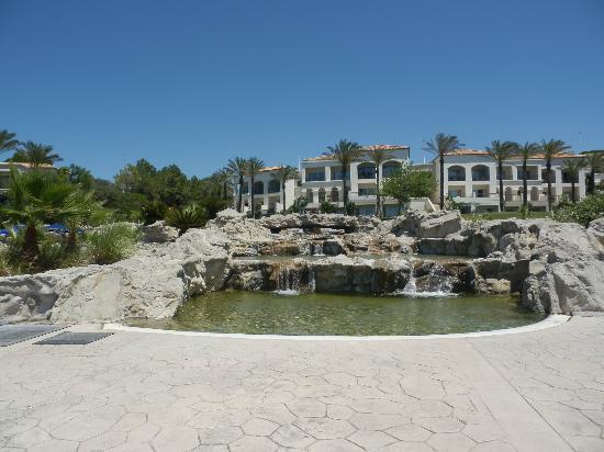 Grecotel Olympia Riviera Thalasso: Pool area