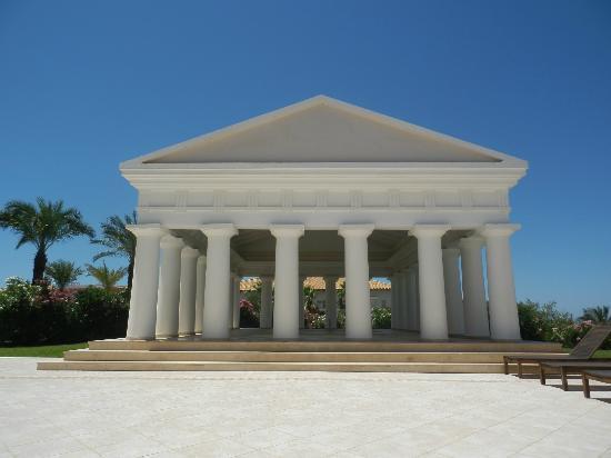 Grecotel Olympia Riviera Thalasso: SPA
