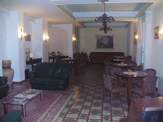Hotel delle Palme: Salon