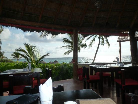 Hip Hotel Tulum: Restaurant