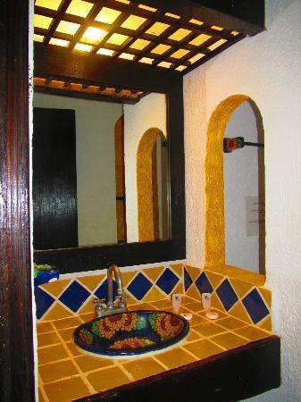 Hotel Hacienda Maria Bonita: siempre limpio y ordenado!