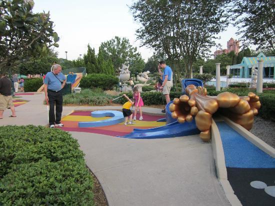 High Five Picture Of Disney 39 S Fantasia Gardens Miniature Golf Course Kissimmee Tripadvisor