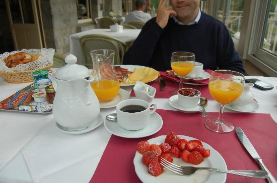 Hotel Villa Gracia : Colazione Ottima