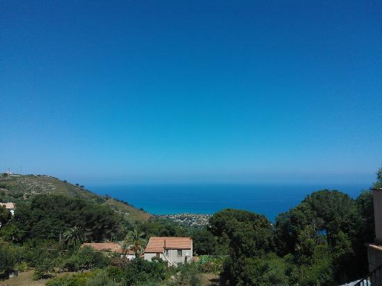 Le Ginestre B&B : The view