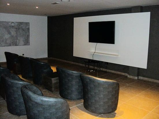 Protur Biomar Gran Hotel & Spa: Cinema