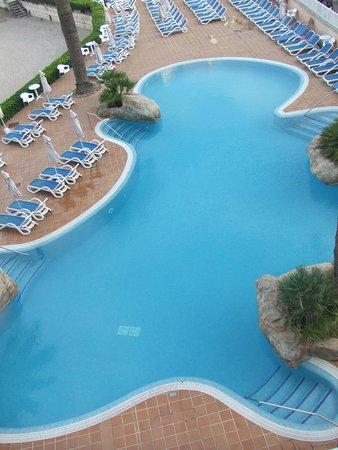 La Luna Hotel: Pool