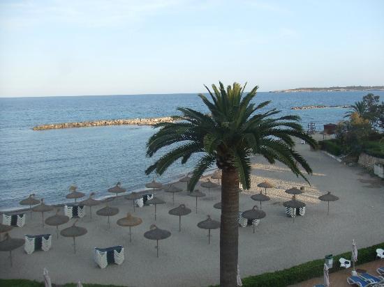 La Luna Hotel: Beach