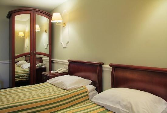 Panorama Hotel: Twin
