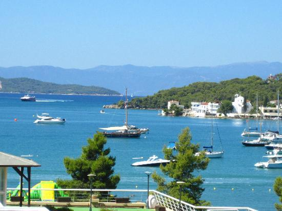 AKS Porto Heli Hotel: View from room