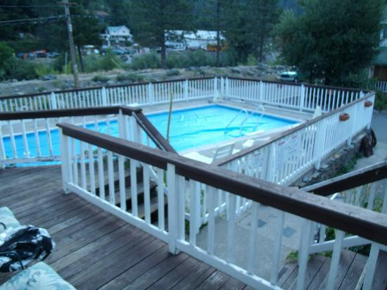Downieville River Inn and Resort: Pool
