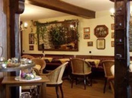 Akzent Hotel Aggertal Zur Alten Linde: Restaurant View