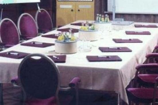 Akzent Hotel Landhaus Heinen: Meeting Room View