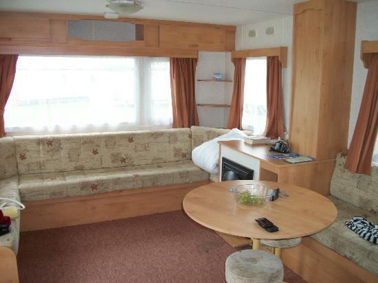 Mersea Island, UK: living area