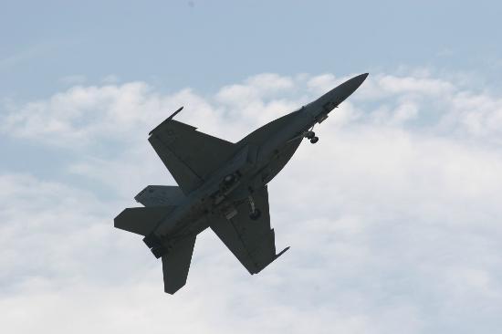 Thunder Over Niagara: F-22 Raptor
