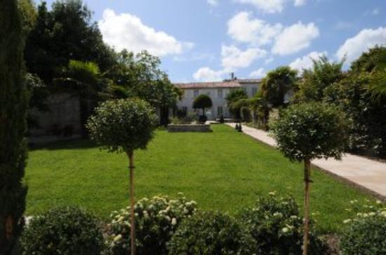 Hotel de Toiras: Villa Clarisse Garden