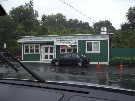 Kona Coffeehouse & Cafe at Honaunau : Kona Coffeehouse & Cafe