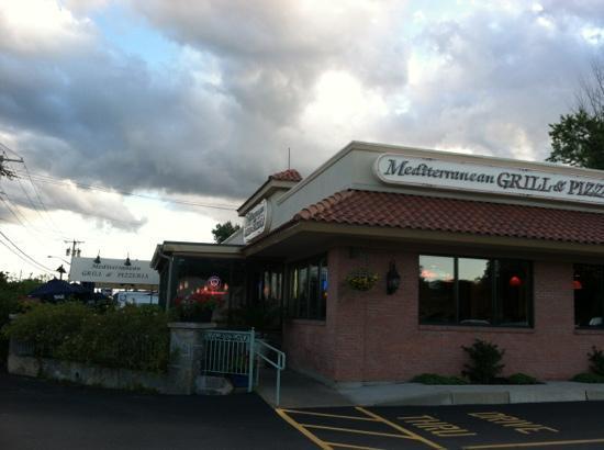 Mediterranean Bar and Grill: courtesy of ben adams