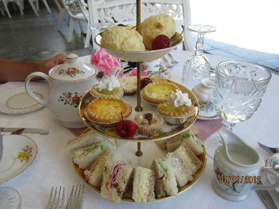 Brockville, Canada: Lunch at the Tea Room