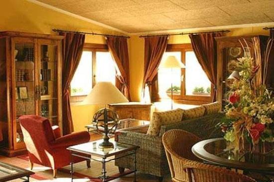 Sant Ferriol Hotel Spa: Lobby View