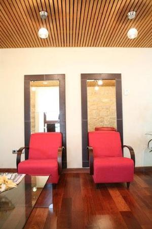 Hotel Baeza Monumental: Lobby