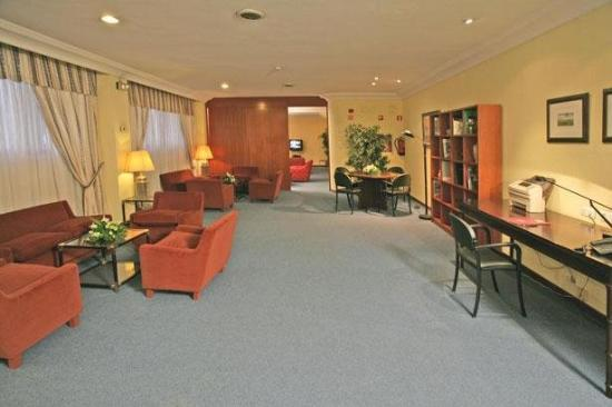 Gran Hotel San Martin: Lobby