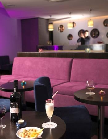 Belver Beta Porto Hotel: Bar/Lounge