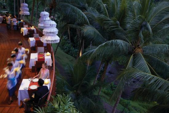 Four Seasons Resort Bali at Sayan: UBU Restaurant