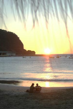 Villas de Palermo Hotel & Resort: Sunset at San Juan del Sur