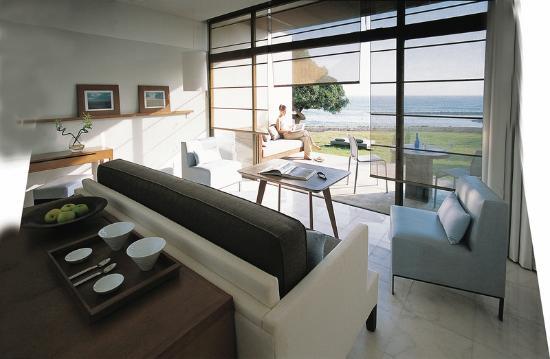 Almyra Hotel: Sea Front Kyma Suite