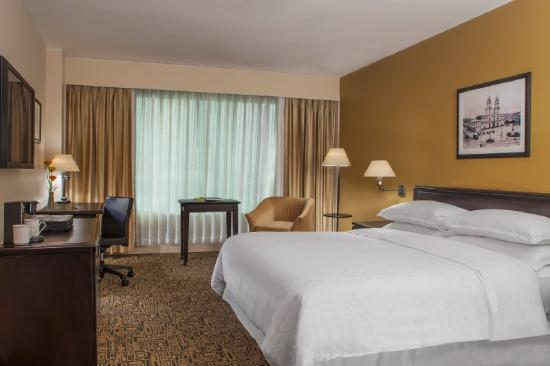 Sheraton Guayaquil Hotel: Standard Room