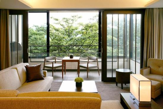 Hyatt Regency Hakone Resort and Spa: HAKHR_P011 regency exective suite twin 1