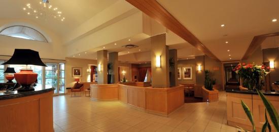 Town Lodge Menlo Park: Interior