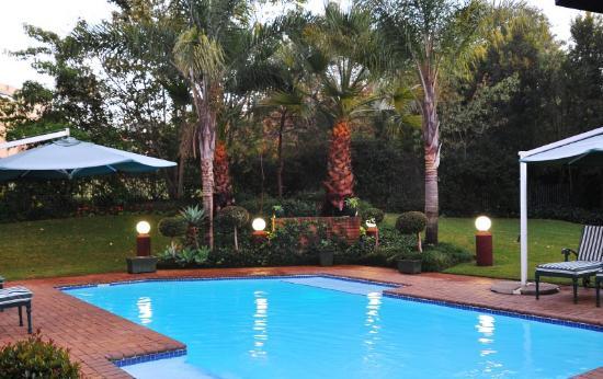 Town Lodge Menlo Park: Pool