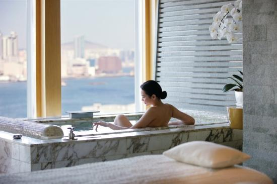 Bilder från Four Seasons Hotel Hong Kong, Hongkong