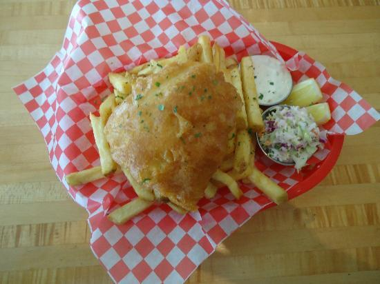 Driftwood Bistro: Fish and Chips
