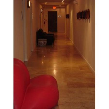 Hotel Aladdin: Interior2