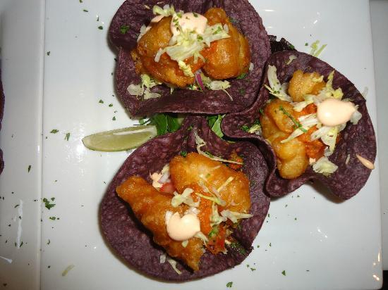 Driftwood Bistro: Crispy Fish Tacos