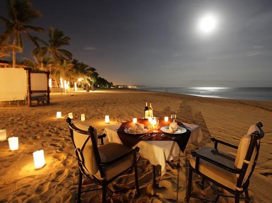 La Jolla de Los Cabos: Playa