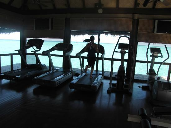 Taj Exotica Resort & Spa: fitness gym