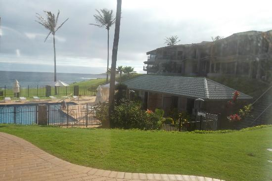 The Kapalua Villas, Maui: View of other ocean front villa locations