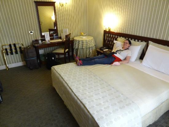 Bailey's Hotel: Staff were incredibly friendly and helpful