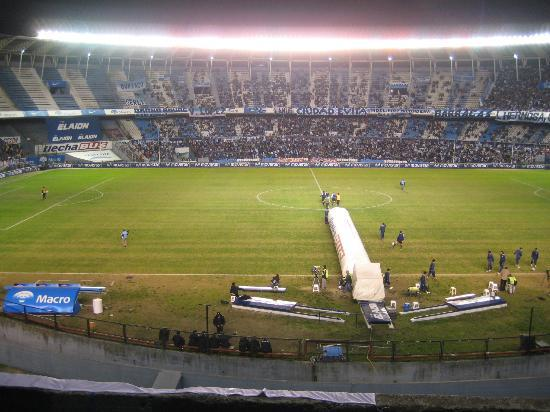 Estadio Presidente Juan Domingo Peron
