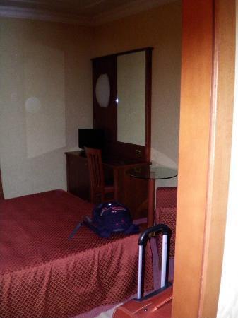 Hotel President: habitación