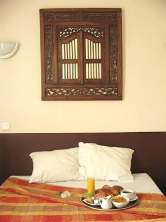 Nemea Appart'hotel Val Dancelle : Double Room